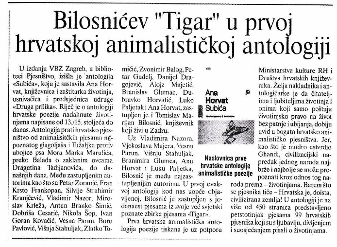 Zadarski list, 8. 3. 2011.